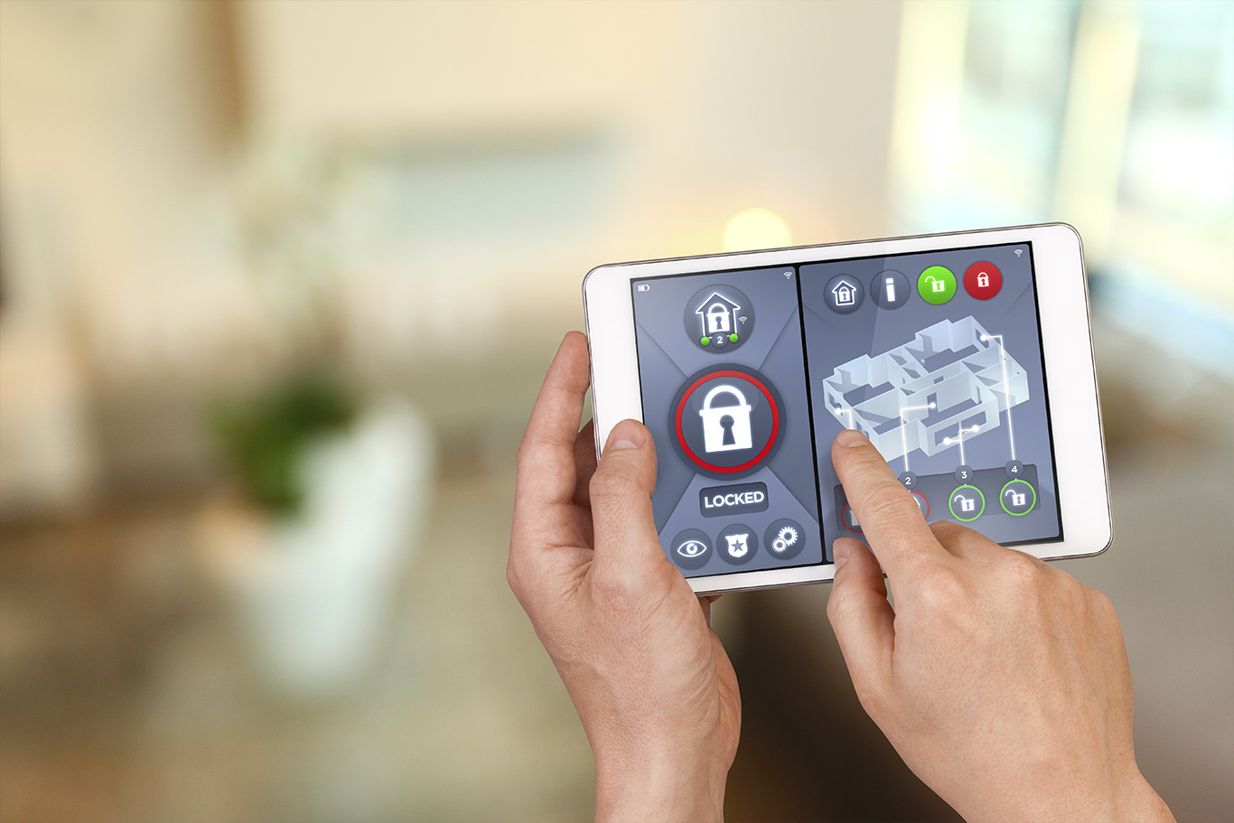 Smart Alarm Systems