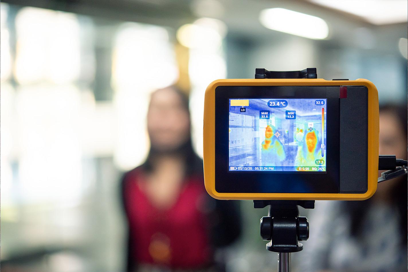 Thermal Queue Camera